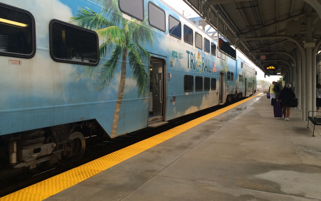 YAC Rides… Tri-Rail and Miami MetroRail